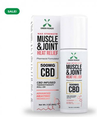 Muscle & Joint Heat Relief 500 mg