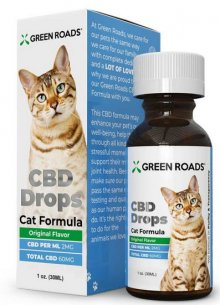 CBD Drops – Cat Formula