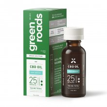 MINT BREEZE BROAD SPECTRUM CBD OIL - 750MG